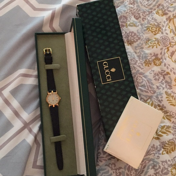 9ed0085ed0d Gucci Accessories - Vintage Gucci 3400L timepiece in original package